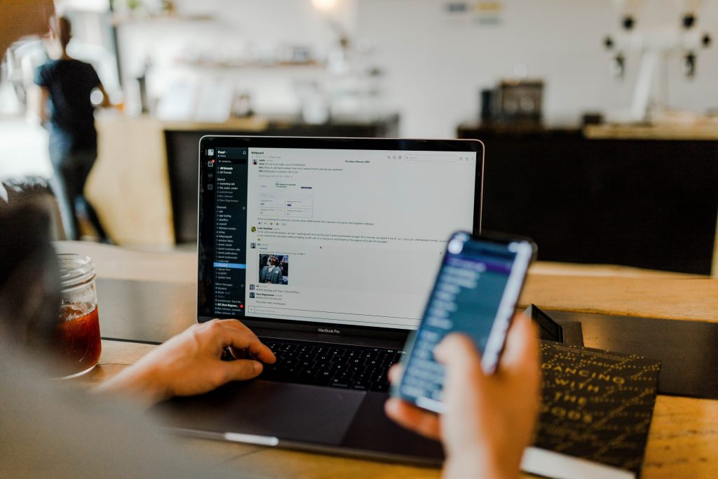 Connecting At Work While Social Distancing